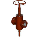 WFB_Ball_Screw_Operated_Gate_Valve