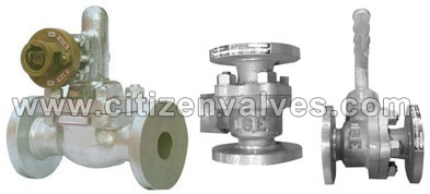Alloy Steel Blowdown Valves Suppliers Dealers Distributors in India