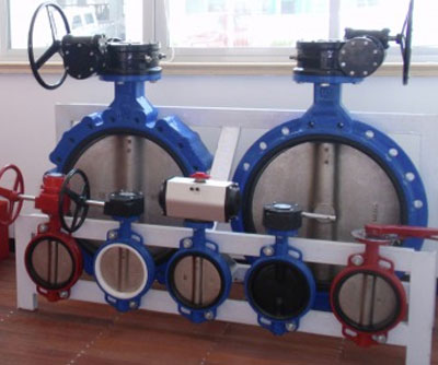 Butterfly Valves Suppliers Dealers Exporters Manufacturer in India