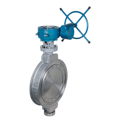 Duplex Steel API Wafer Butterfly Valve