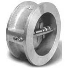 Duplex Stainless Steel Wafer Check Valves