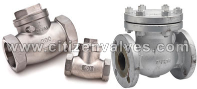 Hastelloy API 6A Check Valves Suppliers Dealers Distributors in India