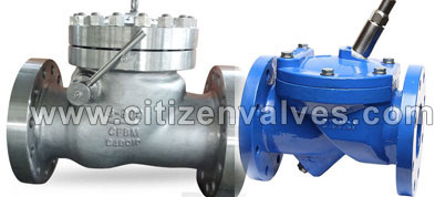 Alloy 20 API 6A Check Valves Suppliers Dealers Distributors in India
