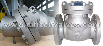 Nickel 200/201 API 6A Check Valves Suppliers Dealers Distributors in India
