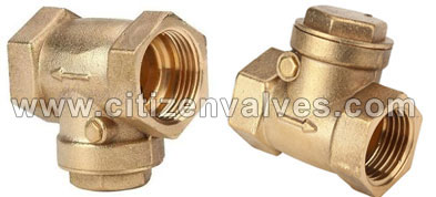 Brass API 6A Check Valves Suppliers Dealers Distributors in India