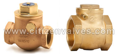 Copper Check Valve Suppliers Dealers Distributors in India