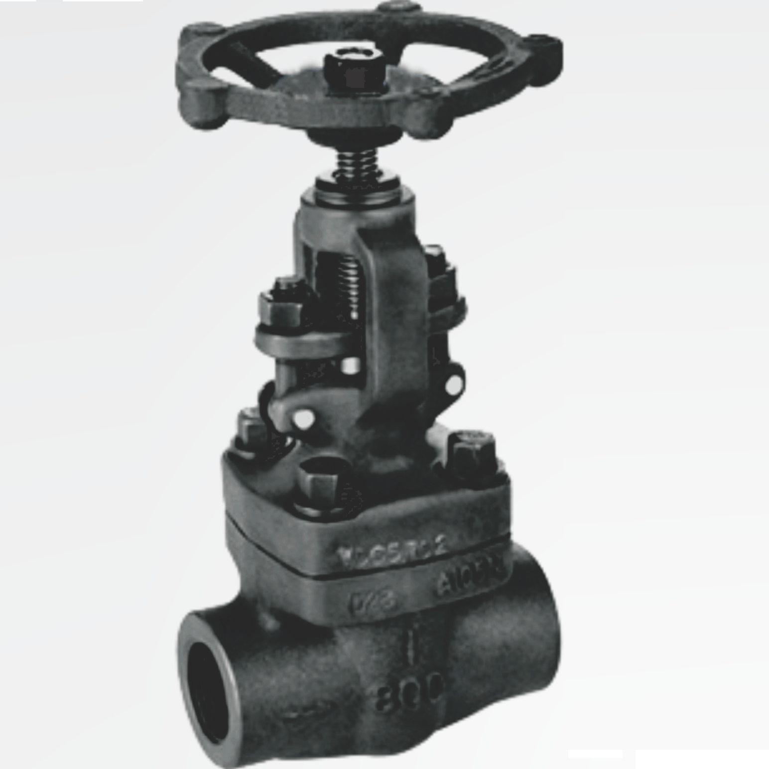 Forged Steel Gate Valves