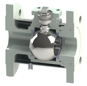 Jacketted Ball Valves ( Series 50 )