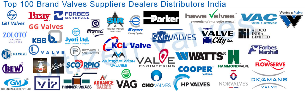 Ball Valves / Gate Valve Dealers Distributors Maharashtra