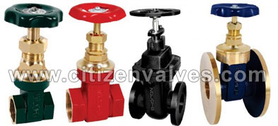 Copper Knife Edge Gate Valve Suppliers Dealers Distributors in India