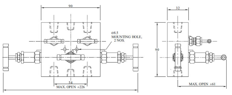 manifold valve manufacturers in india    manifold valves