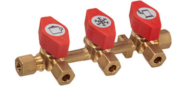 Brass Manifold Valve Suppliers Dealers Distributors in India