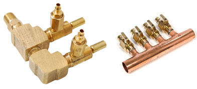 Copper Manifold Valve Suppliers Dealers Distributors in India