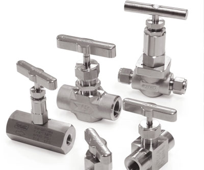 Needle Valves Suppliers Dealers Exporters Manufacturer in India