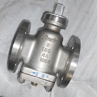 PTFE Seated Plug Valve, 3IN, CL150, API 6D