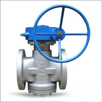 WCC Inverted Plug Valve, 8 Inch, 300 LB
