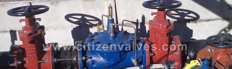 pressure reducing station manufacturer india / pressure reducing