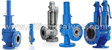 Inconel Safety Relief Valves Suppliers Dealers Distributors in India