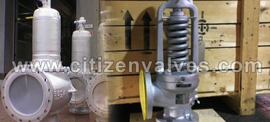 904l Stainless Steel Industrial Safety Relief Valves Suppliers Dealers Distributors in India