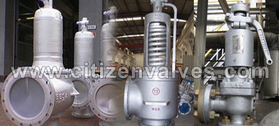 Nickel 200/201 Safety Relief Valves Suppliers Dealers Distributors in India