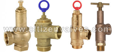 Brass Safety Relief Valves Suppliers Dealers Distributors in India