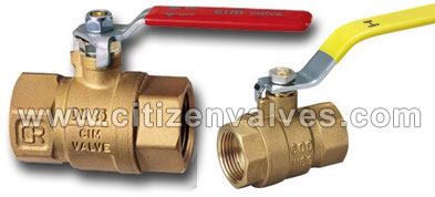 Copper Ball Valves Suppliers Dealers Distributors in India
