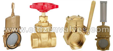 Brass Knife Gate Valves Suppliers Dealers Distributors in India