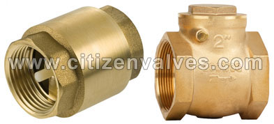 Brass Non Return Valves Suppliers Dealers Distributors in India