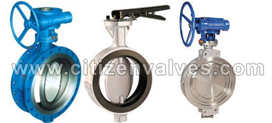 Monel 400/K500 Butterfly Valves Suppliers Dealers Distributors in India