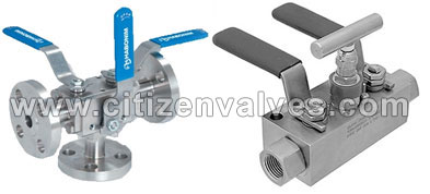 Inconel 600/625 Double Block and Bleed Valves Suppliers Dealers Distributors in India