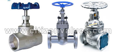 Inconel 600/625 Globe Valves Suppliers Dealers Distributors in India