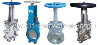 Inconel 600/625 Knife Gate Valves Suppliers Dealers Distributors in India