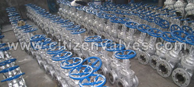 Monel 400 Knife Edge Gate Valves Suppliers Dealers Distributors in India
