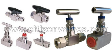 Inconel Needle Valves Suppliers Dealers Distributors in India