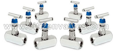 Alloy Steel Needle Valves Suppliers Dealers Distributors in India