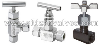 Carbon Steel Needle Valves Suppliers Dealers Distributors in India