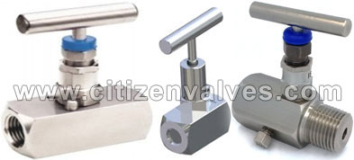 Alloy 20 Needle Valves Suppliers Dealers Distributors in India