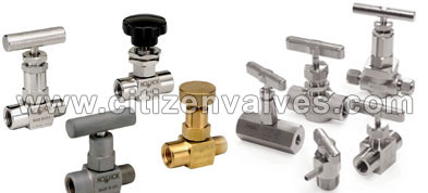 904l Stainless Steel Industrial Needle Valves Suppliers Dealers Distributors in India
