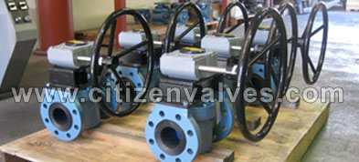 Carbon Steel Plug Valve Suppliers Dealers Distributors in India