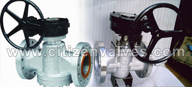 Nickel 200/201 Plug Valve Suppliers Dealers Distributors in India