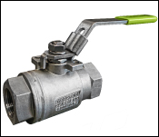 Floating Design Valves Series BV3600