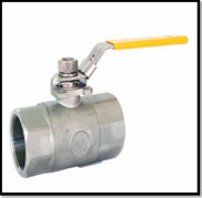 Floating Design Valves Series 20 RP