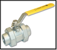 Floating Design Valves Series BV2000