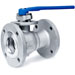 Hastelloy Ball Valves,1 pc,MD-51, 1 Piece Ball Valves, Reduced Bore  ANSI Class 150
