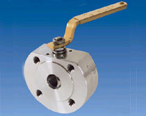 Ball valve wafer type - FA1