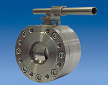 Ball valve wafer type - FA3