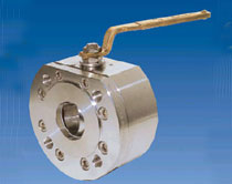 Ball valve wafer type - FA2