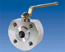 Ball valve wafer type - FC1