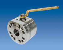 Ball valve wafer type - FC2