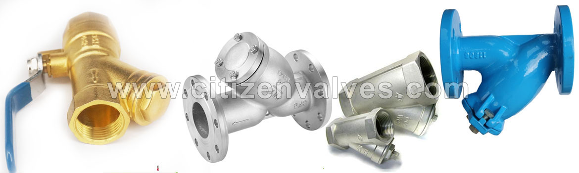 Y Type Strainer Manufacturers in India / Y Type Strainers